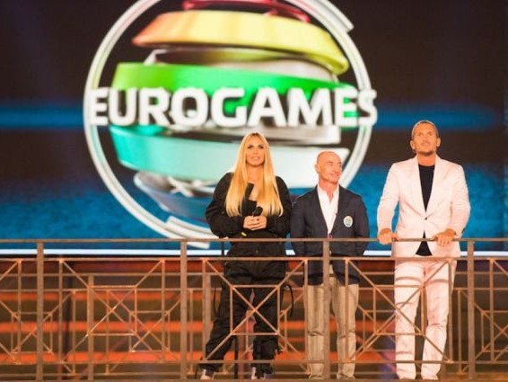 Programmi TV di stasera 26 settembre: Eurogames su Canale 5, Un passo dal cielo su Rai Uno
