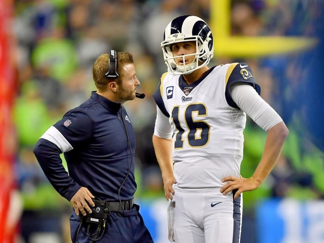 Fantasy Football Start And Sits Week 7: Start Jared Goff Against Falcons?
