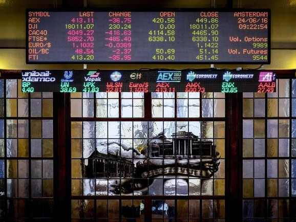 Borsa: Europa contrastata con Bce, bene futures, Milano -0,2%