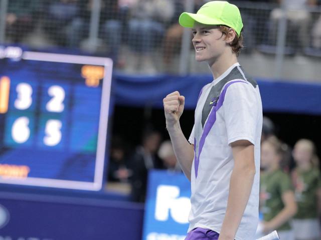 ATP Anversa: Jannik Sinner batte Frances Tiafoe e si qualifica per la semifinale