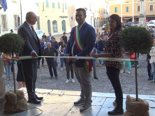 Sabbioneta sempre più vicina a Mantova: due mostre di grande spessore e non solo