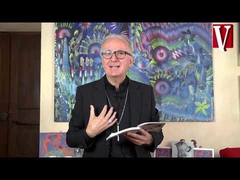 """[ video ] Il vescovo presenta la lettera pastorale """"Vuoi un caffè?"""" – Un disegno"""