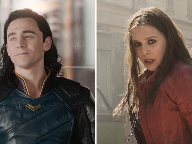 Loki e Scarlet Witch in due spin off televisivi sulla nuova piattaforma Disney