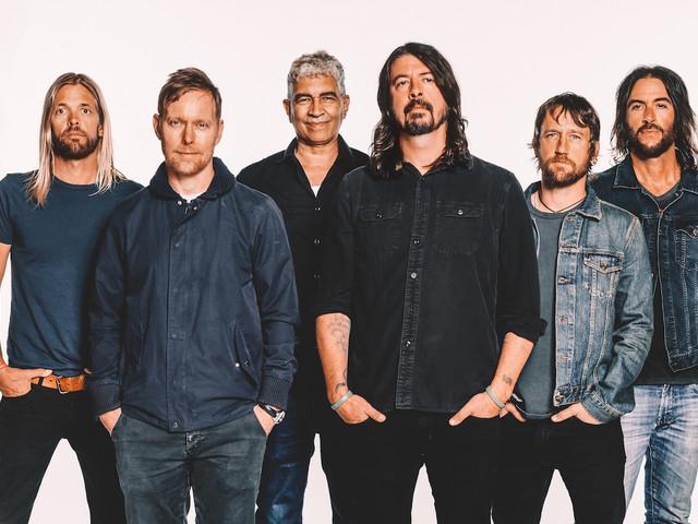 Dave Grohl e i Foo Fighters nella Hall of Fame: «Nel posto giusto al momento giusto per 25 anni»