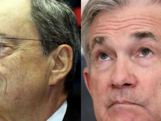 Le due importanti partite che attendono Bce e Fed