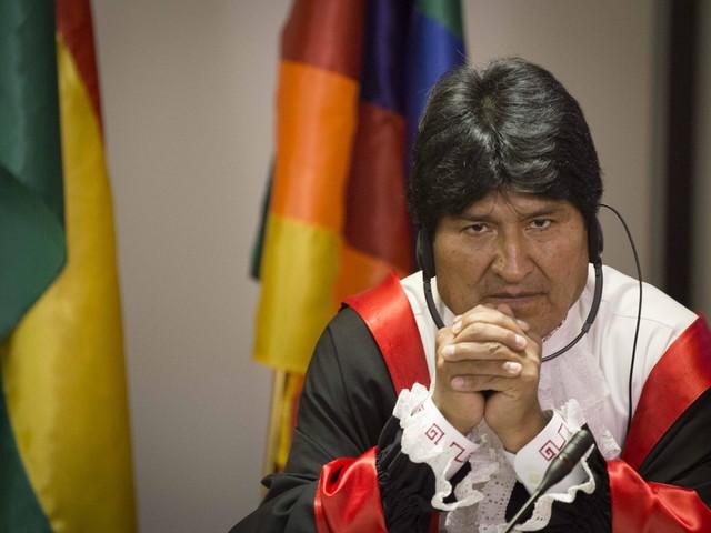 """Morales cerca il quarto mandato: """"Attenti al golpe della destra"""""""