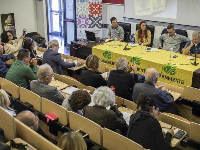 Camerino, XI Congresso regionale di Legambiente: eletto all'unanimità il nuovo direttore Marco Ciarulli
