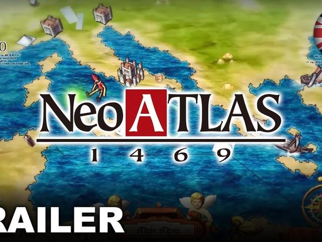 Disponibile un nuovo trailer di gameplay di Neo Atlas 1469