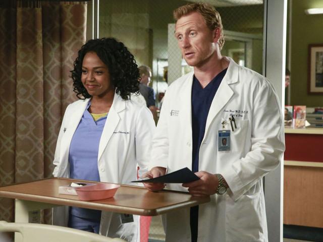 New entry italiana nel cast di «Grey's Anatomy»