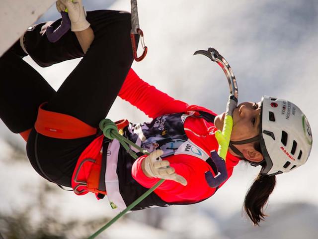 UIAA Ice Climbing World Tour 2019/2020. Calendario eventi aggiornato