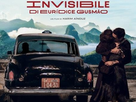 La Vita Invisibile di Eurídice Gusmão, trailer e trama del film