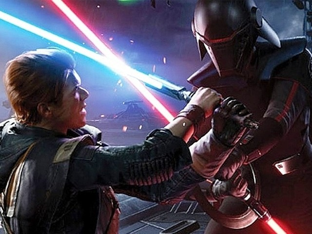 Star Wars Jedi: Fallen Order ha rischiato di essere un gioco senza spade laser tra blaster e cacciatori di taglie