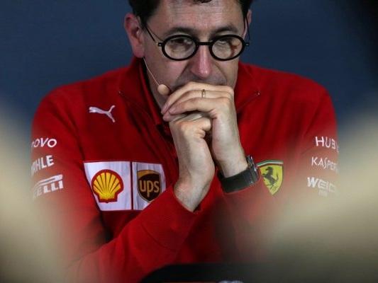 """F1, Mattia Binotto: """"La Ferrari si è comportata bene. Vettel? Ci si aspetta qualcosa di più da un non secondo pilota"""""""