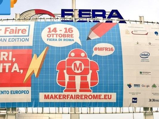 AllaMakerFaire Rome i tanti volti dell'economia circolare