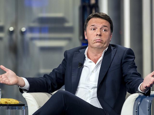 Renzi Giano Bifronte