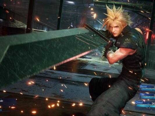 Final Fantasy 7 Remake, la demo della Gamescom 2019 in video - Notizia - PS4