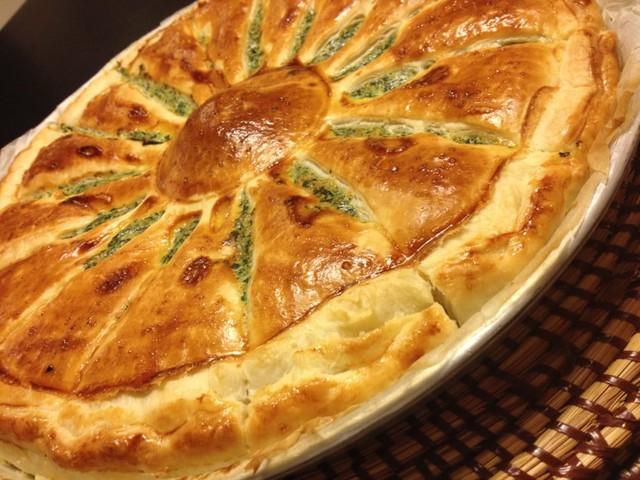 Torta rustica: ricetta veloce, da preparare anche all'ultimo minuto