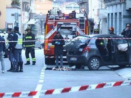 Il silenzio sull'attentato di Sondrio: la politica non sa che farsene di un terrorista italiano e cristiano