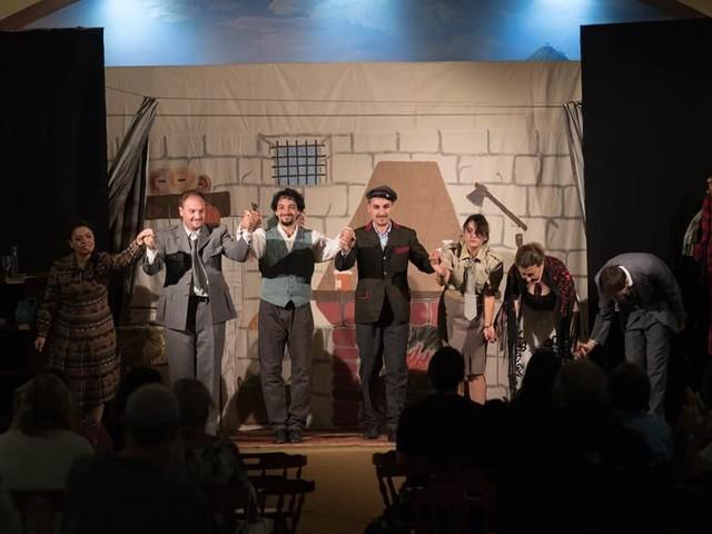 Cava de' Tirreni, Teatro Locale: Ecco Gli Spettacoli Piccolo Teatro al Borgo