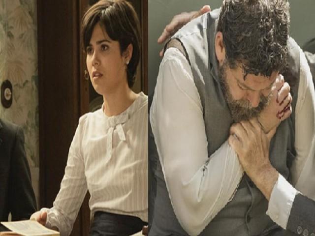Il Segreto, trame Spagna: Mauricio salva Francisca