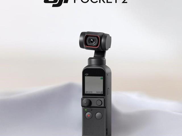 DJI Pocket 2 arriva in Italia