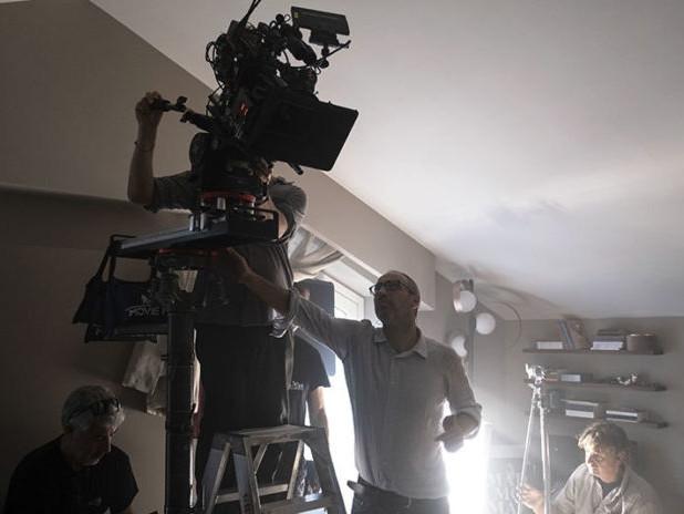 Sky, partite nella campagna romana le riprese di ANNA: la nuova serie creata e diretta da Niccolò Ammaniti