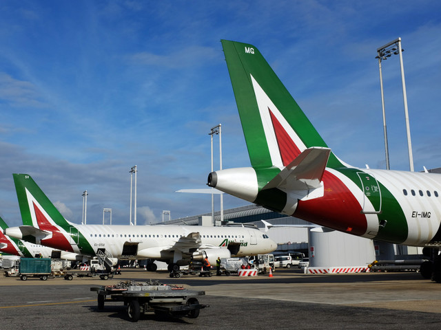Covid, Alitalia: superato il milione di rimborsi. Erogati oltre 370 milioni di euro