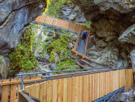Cascate di Stanghe: percorsi e itinerari per un'escursione in Alta Val Isarco