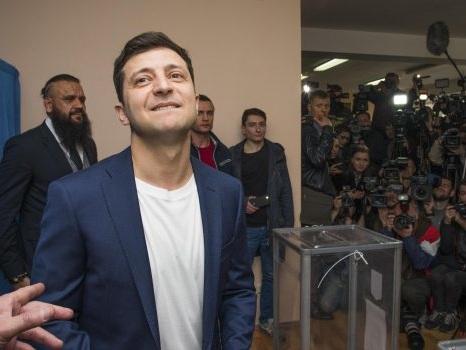 Elezioni in Ucraina, il comico Zelensky è il nuovo presidente