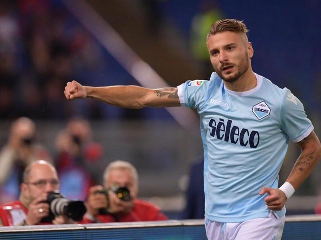 Pagelle Lazio-Cagliari 3-0: Immobile imprendibile