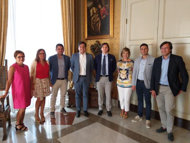 Comune: Pogliese e Castiglione incontrano nuovo collegio revisori dei conti