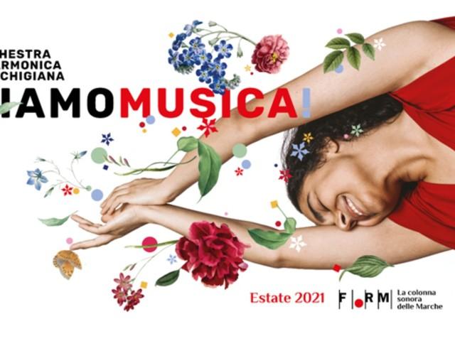 la FORM-Orchestra Filarmonica Marchigiana riprende dal 25 giugno