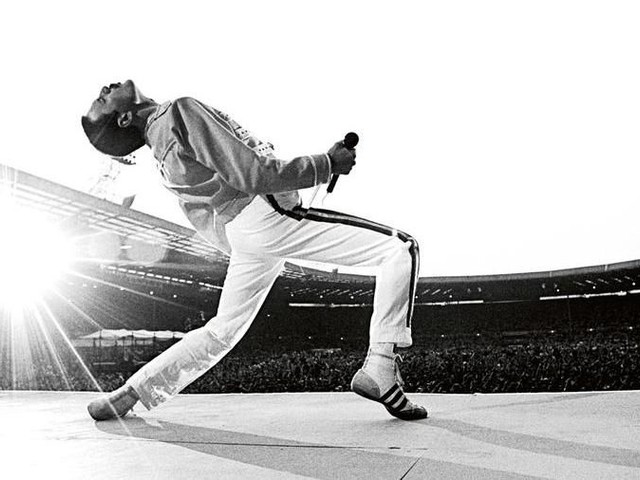 L'obiettivo è Freddie Mercury. Le foto di una leggenda rock
