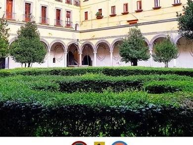 Chi va con lo Zoppo... segue la collettiva 'Arte al Chiostro' a Napoli