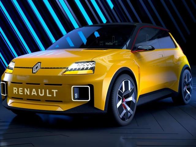 Renault - Torna la R5, ma sarà elettrica