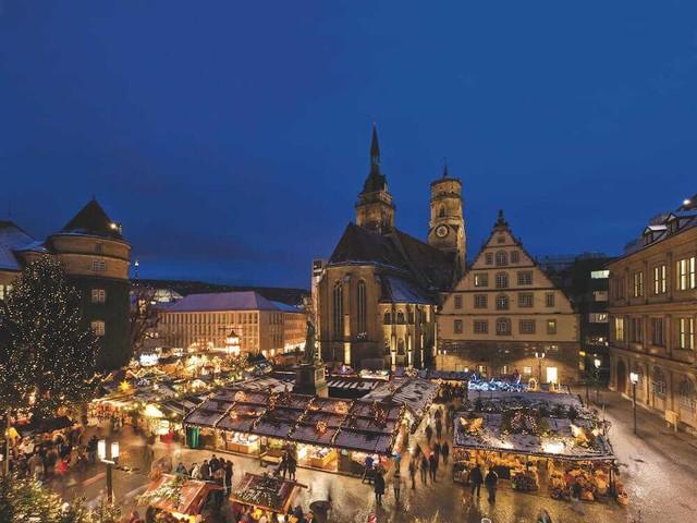 Diario di viaggio a Stoccarda e a Esslingen: atmosfera di Natale