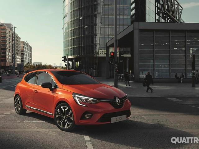 Renault Clio - La quinta generazione debutta a Ginevra