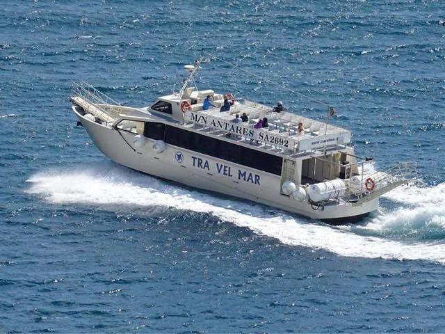 Salerno-Costa d'Amalfi: il 25 Marzo tornano le vie del mare. Gli orari TraVelMar