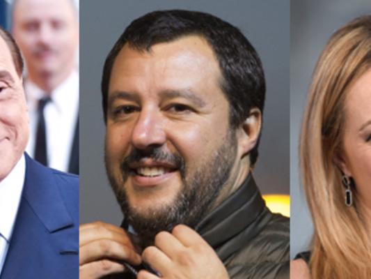 Come è andato il vertice di Arcore tra Berlusconi, Salvini e Meloni