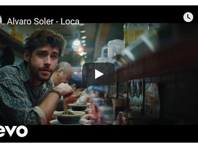 Alvaro Soler, Loca (testo, traduzione e video)