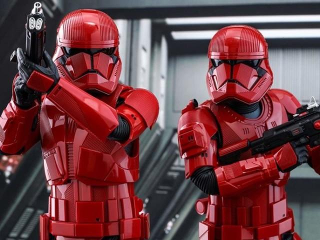 Star Wars: L'ascesa di Skywalker – Nuovi dettagli sui Sith Troopers