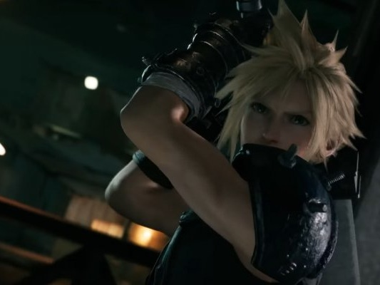 Final Fantasy 7 Remake, nuovo video di gameplay dal TGS 2019 - Video - PS4