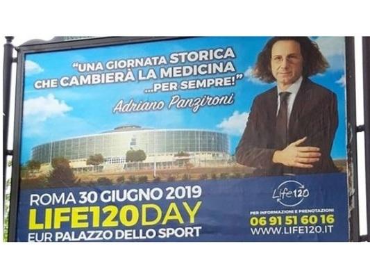 Adriano Panzironi: Dieta Life 120 nel mirino dell'Ordine dei Medici
