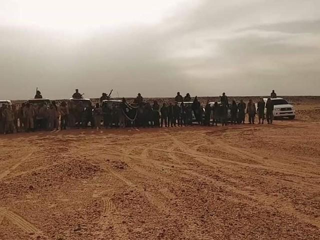 """Spunta un video dell'Isis registrato in Libia: """"Pronti ad un'escalation"""""""