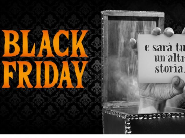 Tutta un'altra storia il Black Friday Unieuro con le offerte lampo? Quanto ne sappiamo