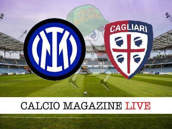 Inter – Cagliari: cronaca diretta live, risultato in tempo reale