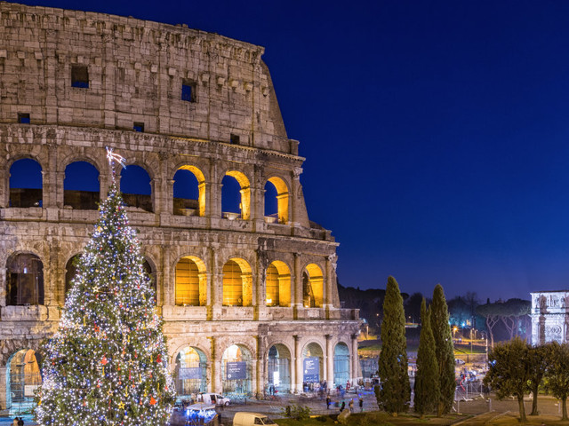 5 cose da fare a Roma durante il ponte dell'Immacolata