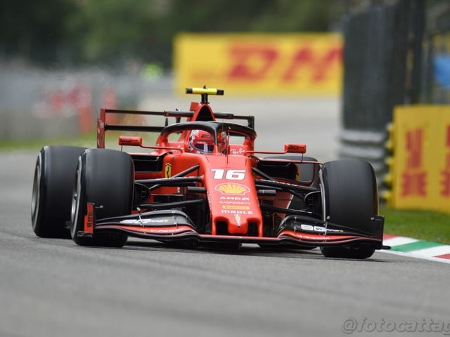 LIVE F1, GP Italia 2019 in DIRETTA: FP3 e qualifiche in tempo reale, Leclerc all'attacco della pole!