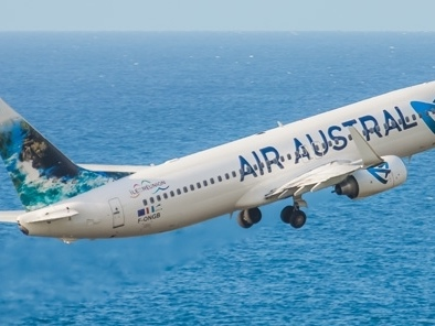 Air Austral increases service to Paris with a stopover in Kenya