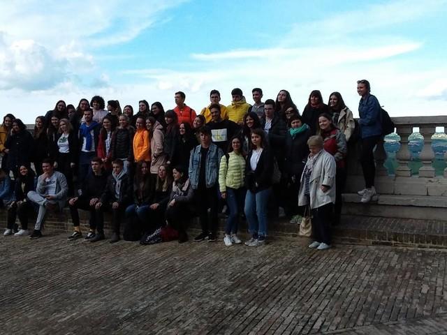 """Al """"Ricci"""" di Macerata si guarda all'Europa con Erasmus+ (FOTO)"""